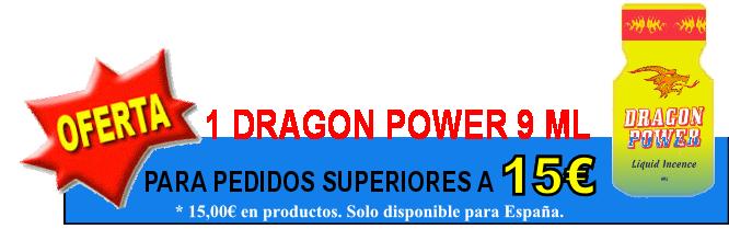 oferta Dragon Power 9ml
