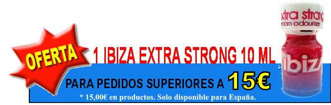 oferta ibiza 10ml
