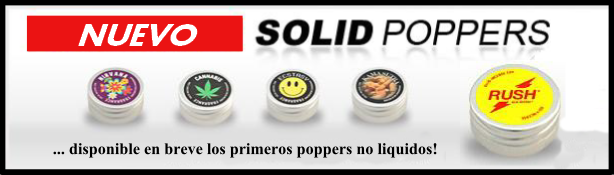 Solid poppers