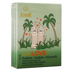 AMOR wild Love - 03 unidades