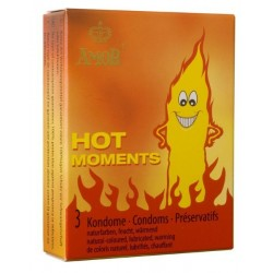 AMOR Hot Moments - 3 unidades
