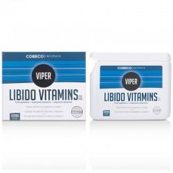 Vitaminas para la Libido Cobeco Intimate Viper 30 Caps